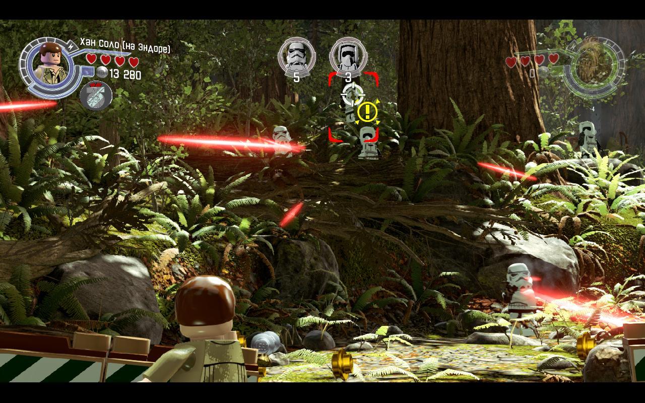 Скачать Лего Звездные Войны 4 через торрент бесплатно на ПК