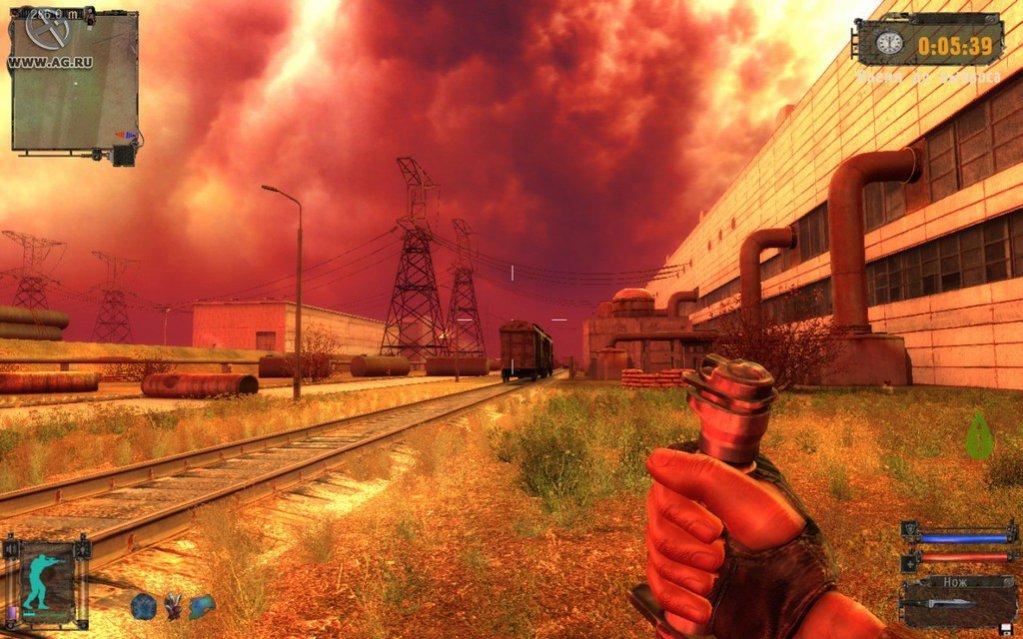 Тень Чернобыля Механики Скачать Торрент - фото 9