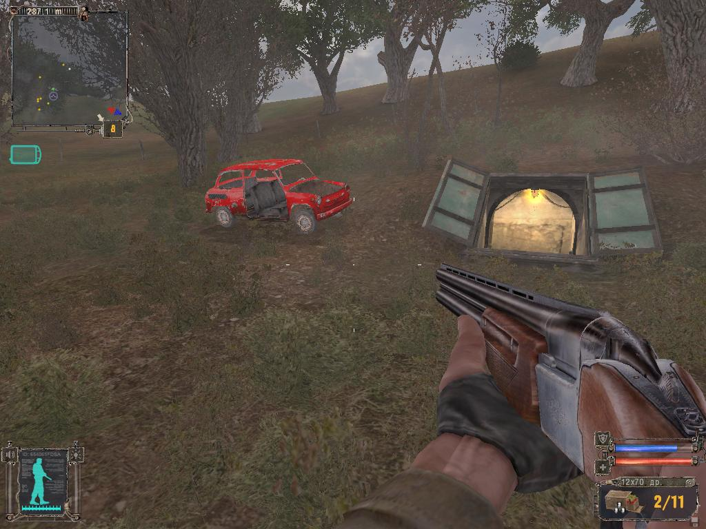 скачать игру сталкер авто зона через торрент