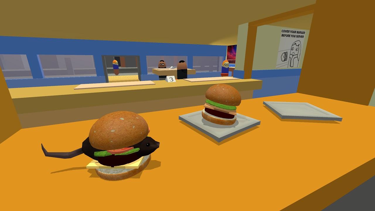Скачать симулятор макдональдса citizen burger disorder