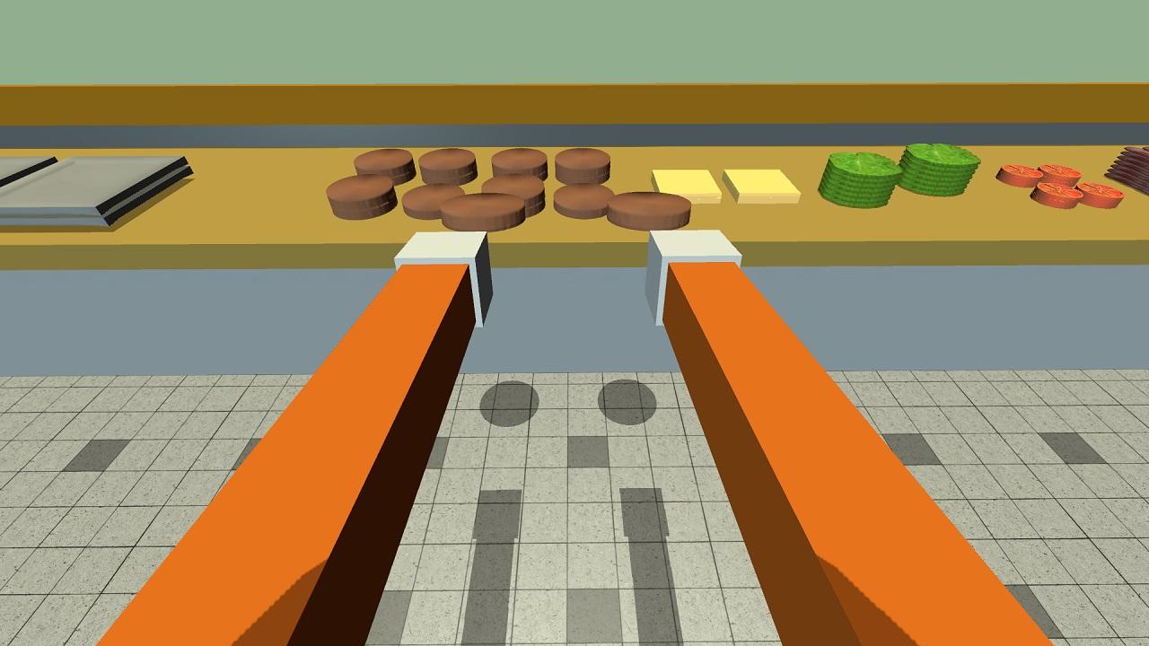 симулятор макдональдса играть онлайн