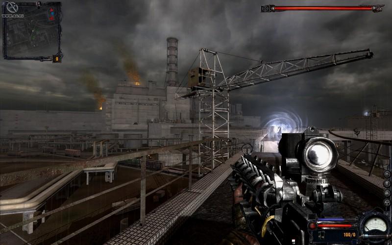 Скачать игру сталкер чистое небо с модом война группировок через торрент