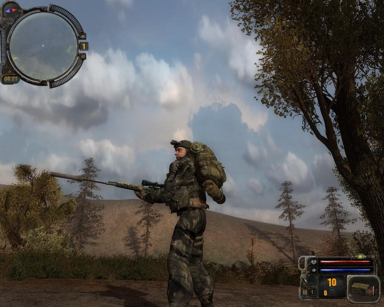 Сталкер мод снайпер скачать торрент от механиков
