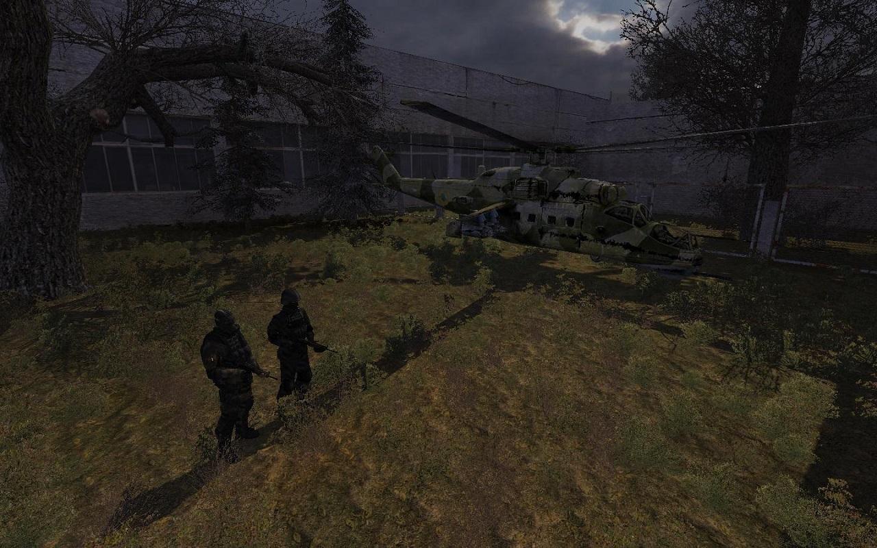 Скачать игру сталкер туман войны закаленные зоной через торрент