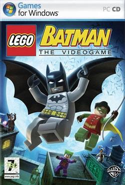 скачать бесплатно игру лего бэтмен 1
