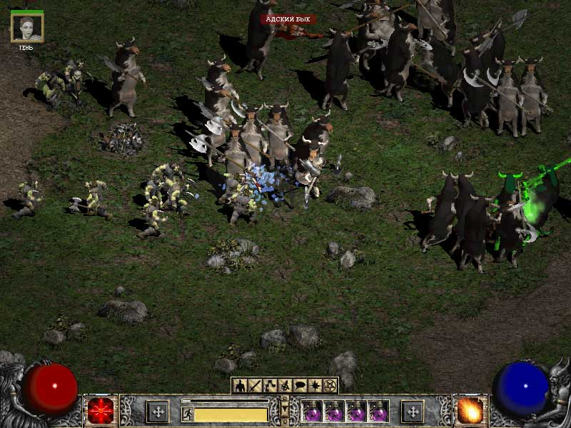 скачать diablo 2 underworld торрент