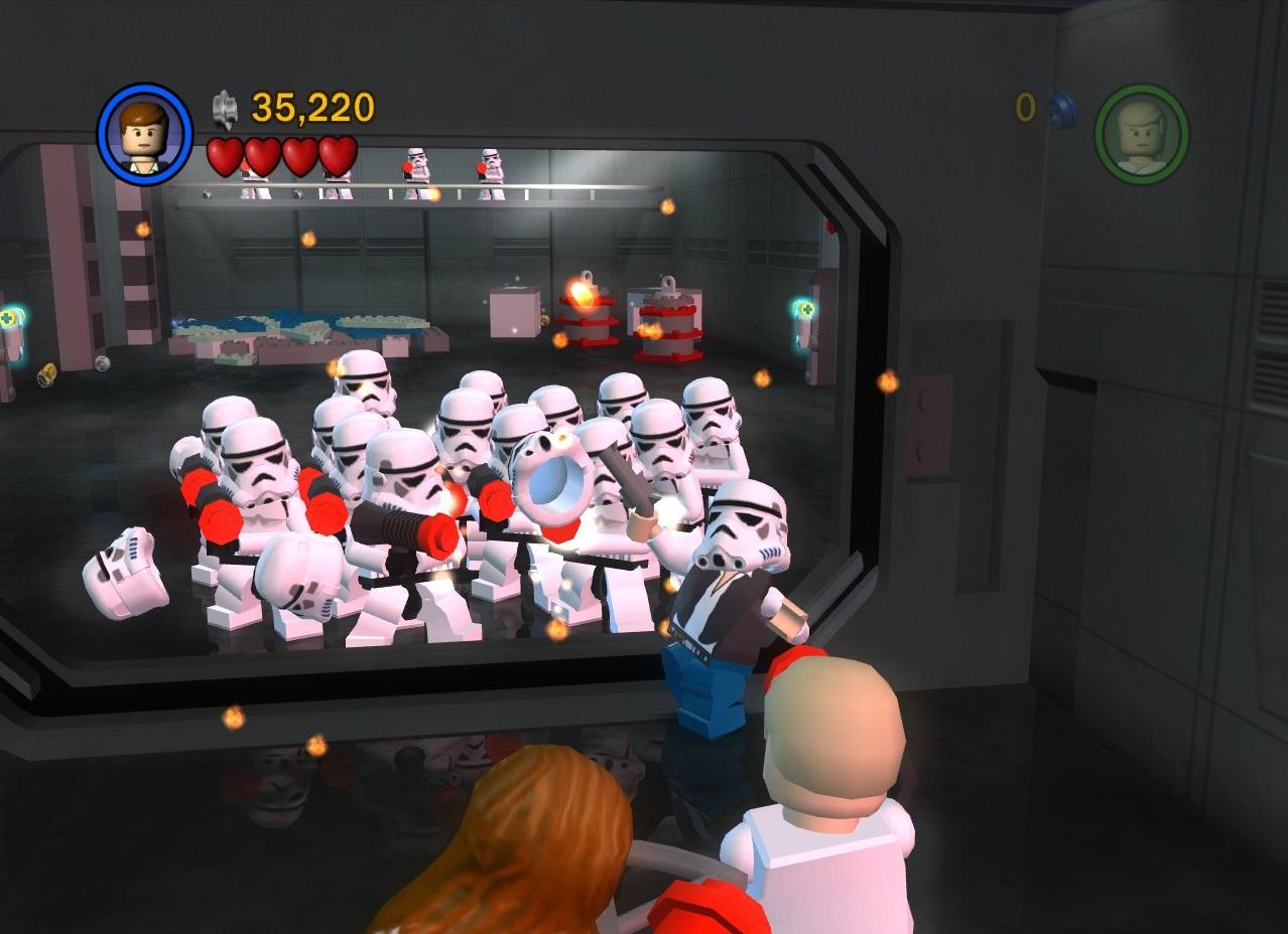 [Android] LEGO® Star Wars™ Yoda II 1.0 [Аркада, …