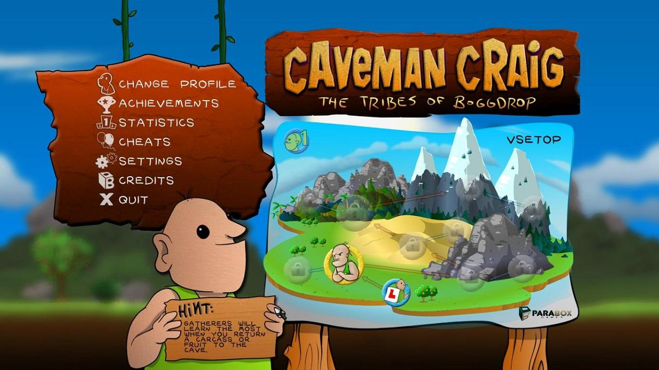 Симулятор пещерного человека скачать на пк