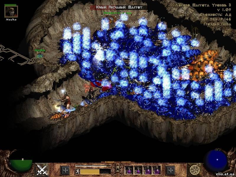 Скачать Игру Diablo 2 Гроздья Гнева Через Торрент - фото 5
