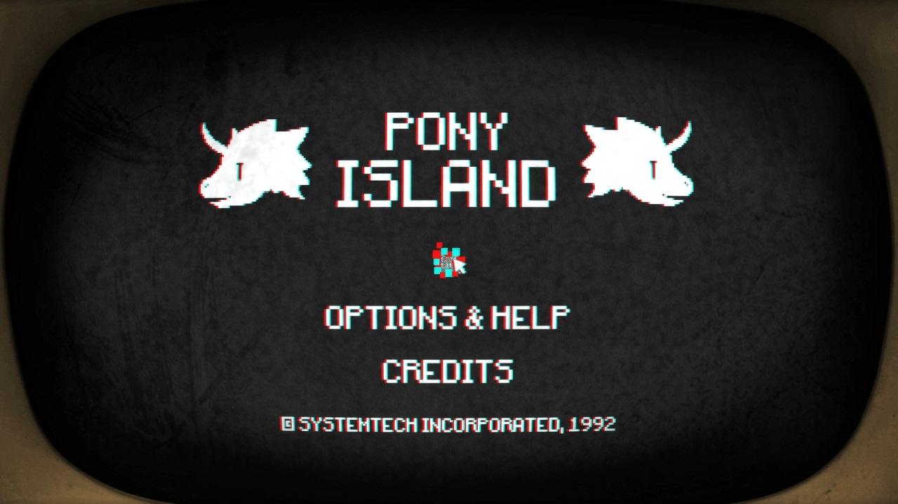 Купить pony island (steam key, global) и скачать.
