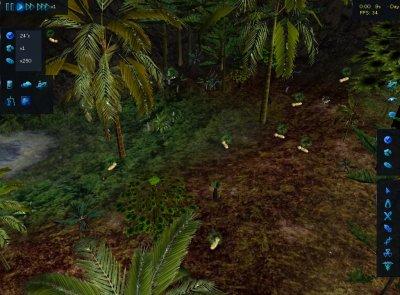 Dominant species online game