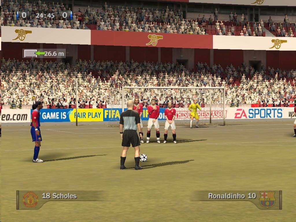 Fifa 07 торрент flhill.