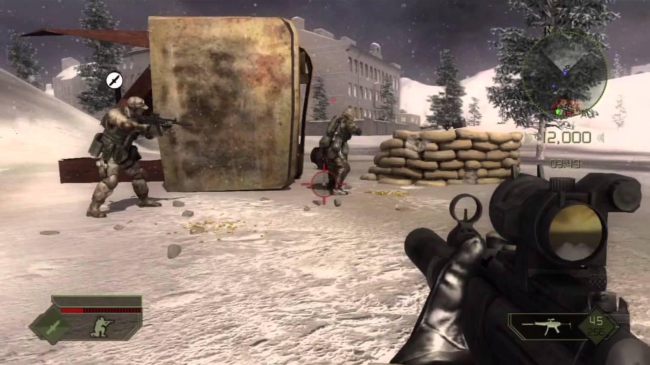 Скачать игру modern combat 2 на компьютер