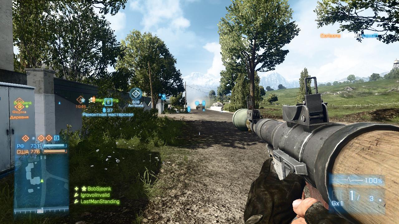 Скачать игру battlefield 3 через торрент с мультиплеером.