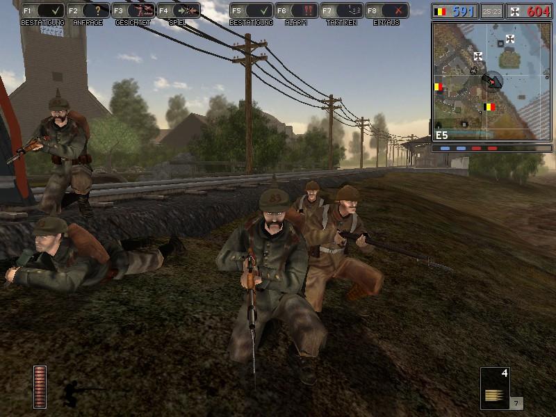скачать игру Battlefield 1918 через торрент - фото 5