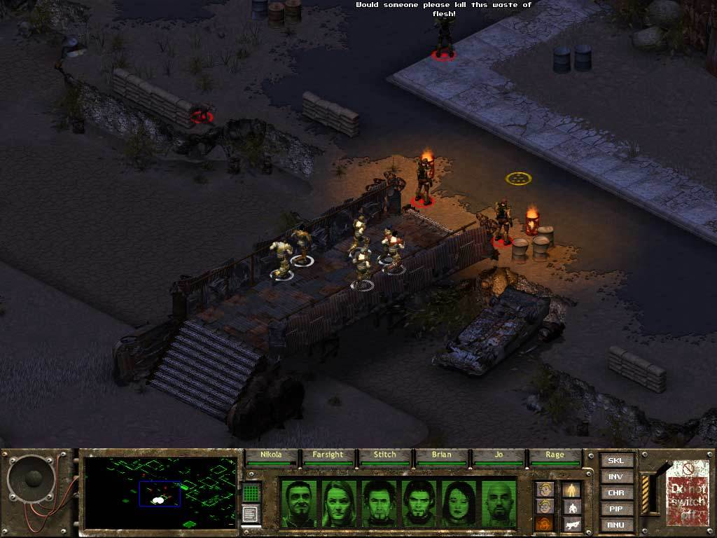 Fallout tactics brotherhood of steel скачать торрент
