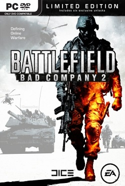 Battlefield Bad Company 2 Механики