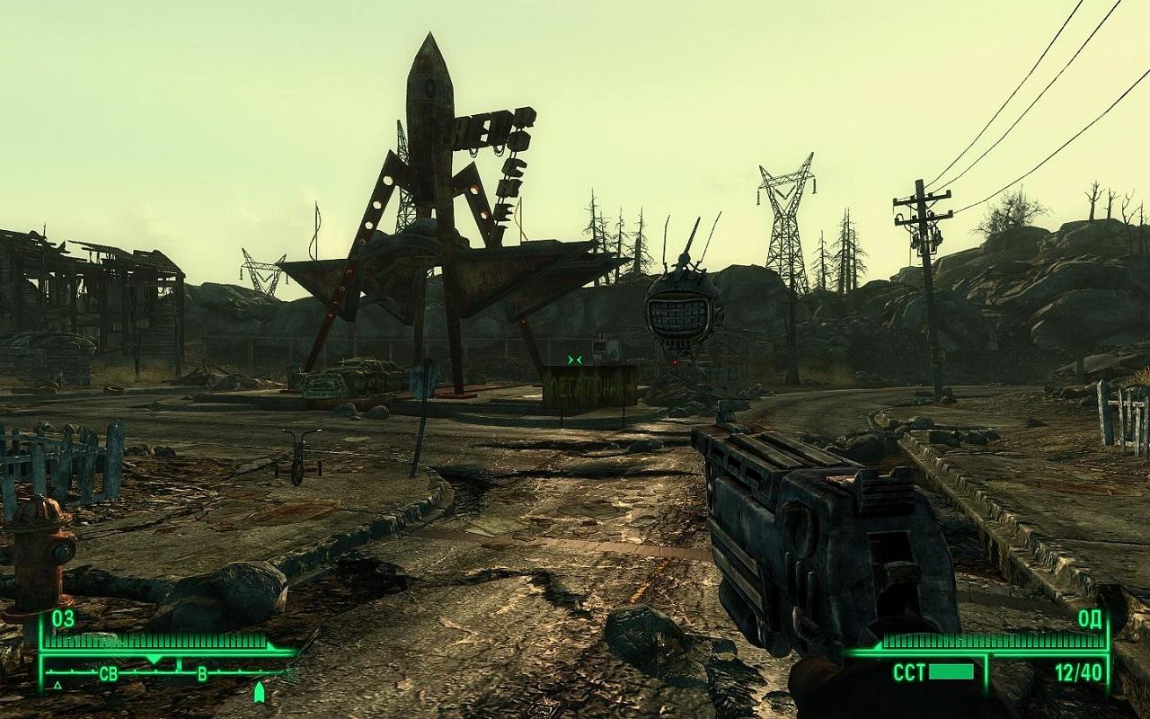 Fallout 4 скачать торрент механики бесплатно на pc.