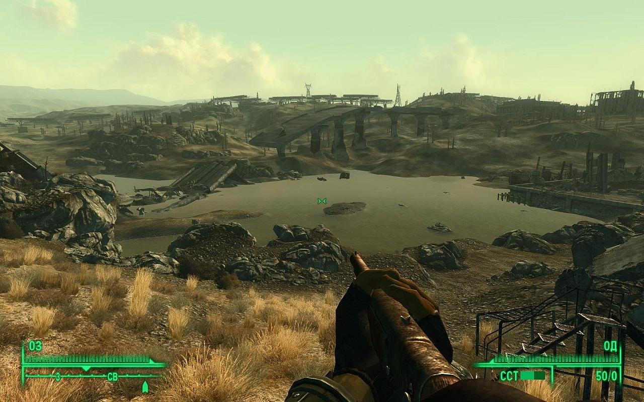 Fallout 3: point lookout скачать торрент бесплатно на pc.