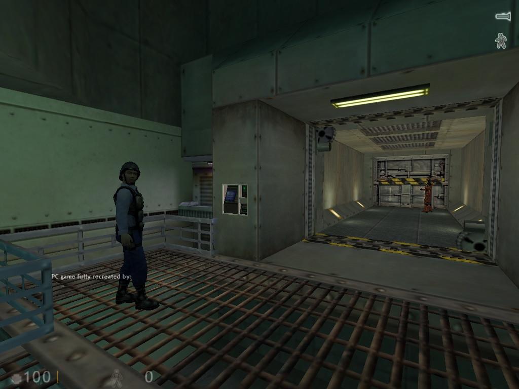 Half-life: decay кооператив прохождение игры на русском [#1.