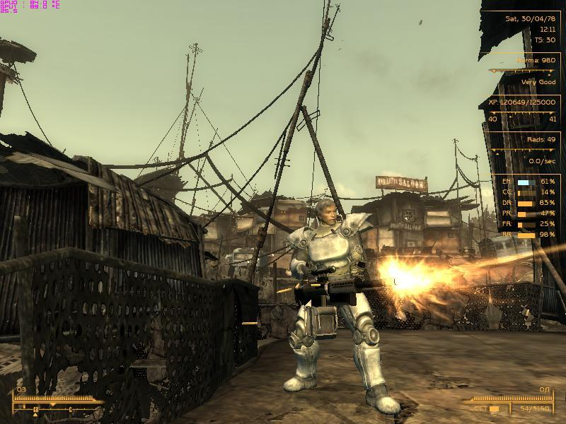 Скачать fallout 3 c модами торрент