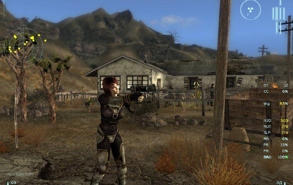 Fallout new vegas c модами скачать торрент