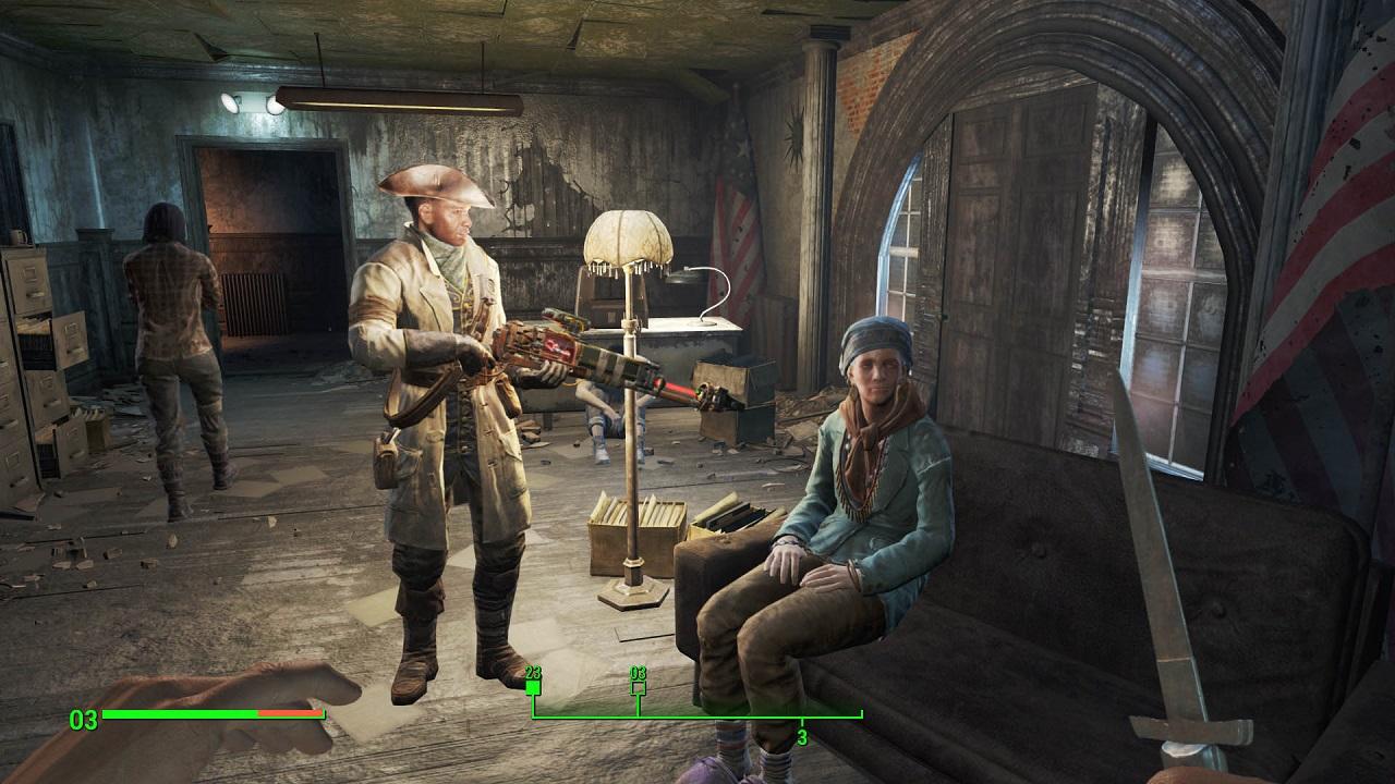 Fallout 3 с глобальными модами скачать торрент