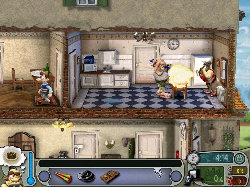 скачать игру как достать соседа 3 вуди возвращается бесплатно - фото 5