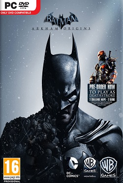 Batman Arkham Origins Механики