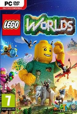 Lego worlds механики скачать торрент