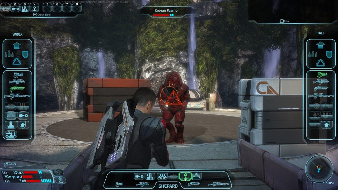 Скачать Mass Effect с торента