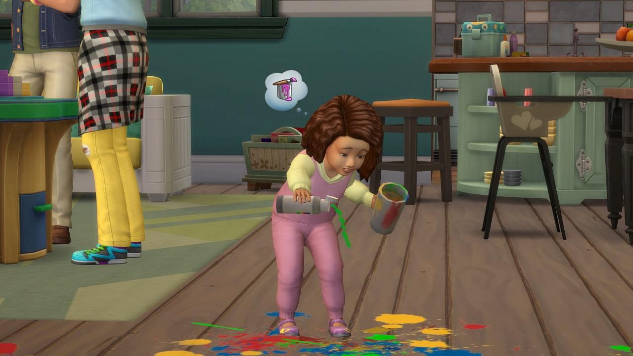 Получите последние новости из мира The Sims 4