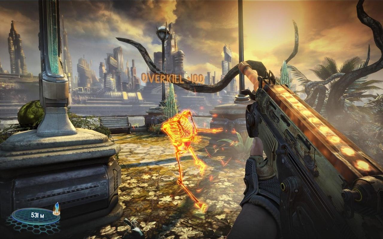 Скачать игру на пк bulletstorm 3