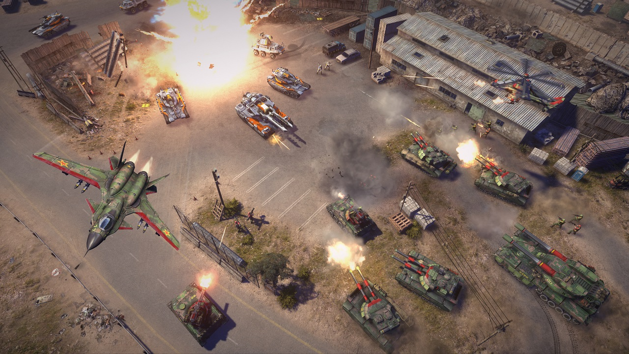 видео игры command and conquer generals