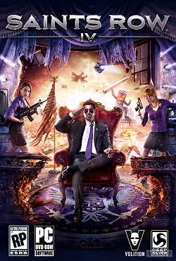 Saints Row 4 Механики