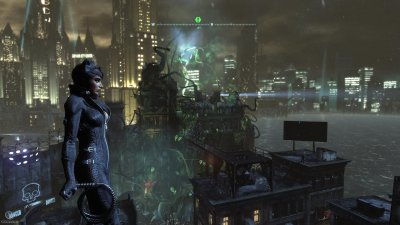 Batman Arkham City Механики