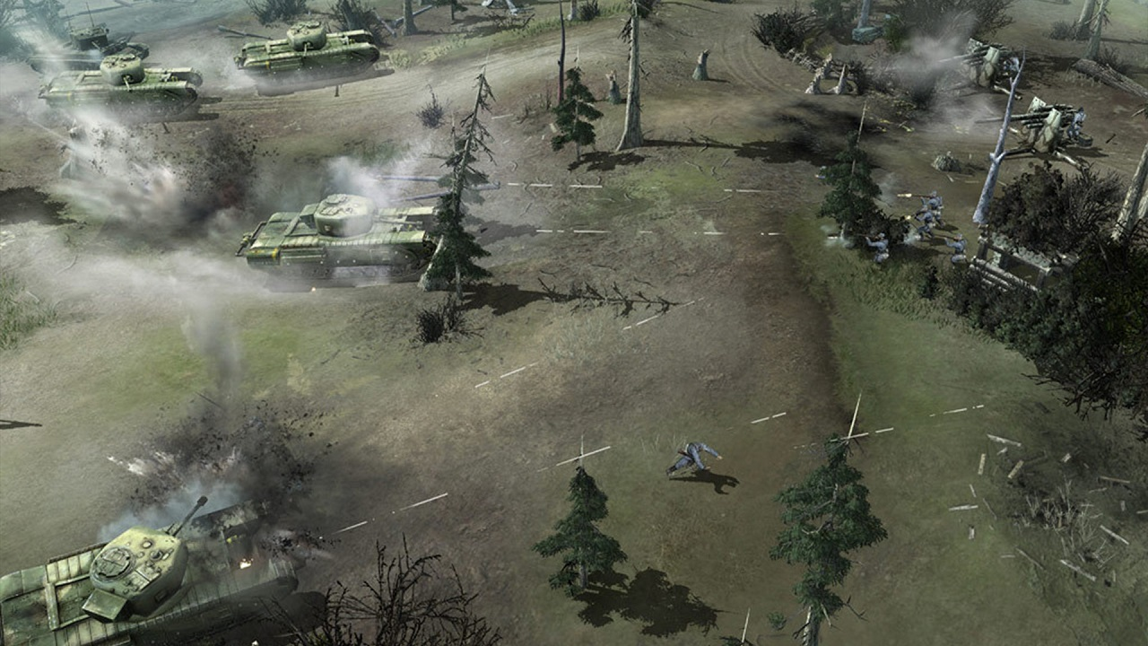 Company of Heroes Opposing Fronts скачать торрент ...
