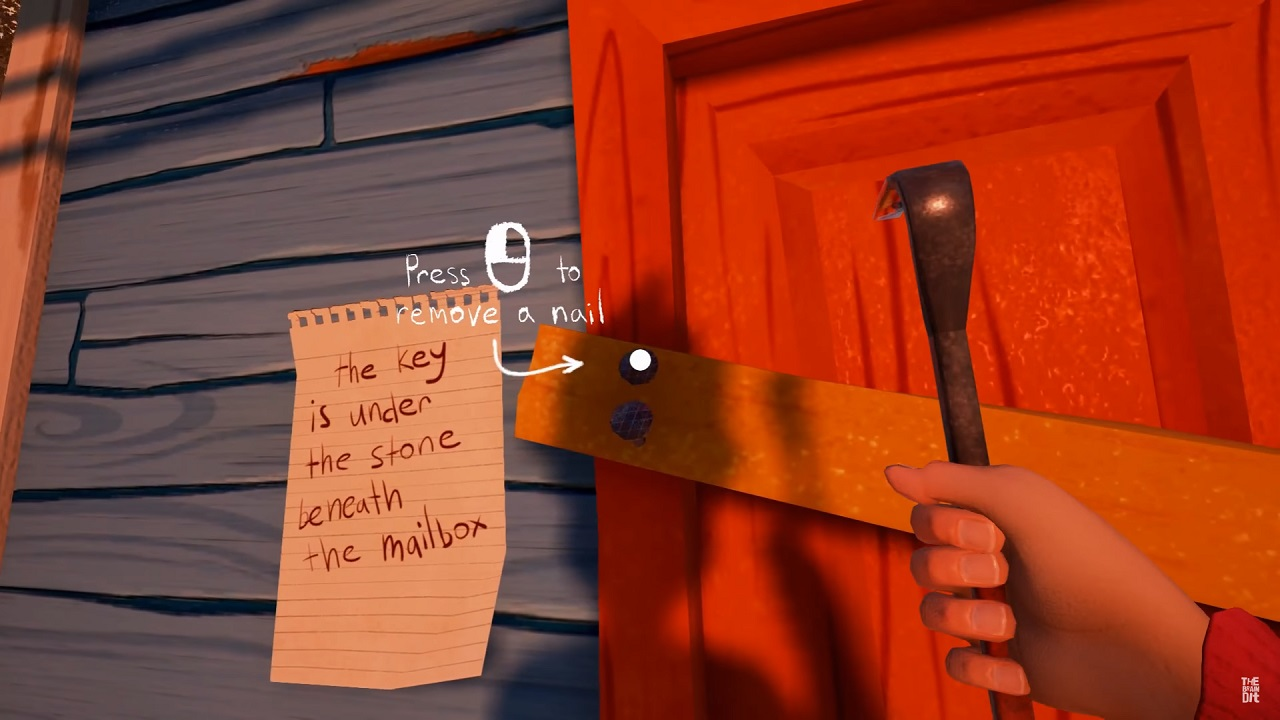 Скачать Привет Сосед Альфа 2 через торрент бесплатно на ПК Забавные Игры Фильм