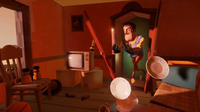 Hello Neighbor Alpha 1