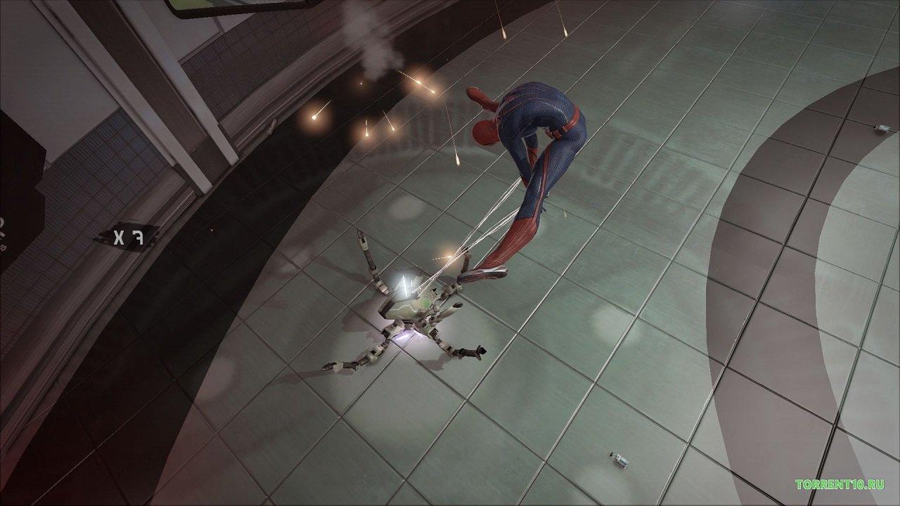 Человек Паук игра скачать торрент бесплатно на ПК
