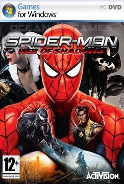 скачать игру человек паук паутина теней на компьютер бесплатно