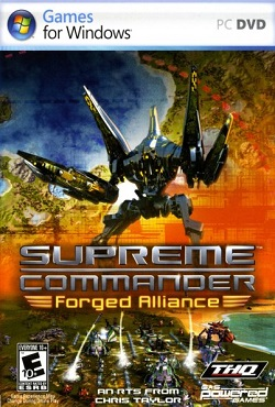 Supreme Commander Forged Alliance Механики