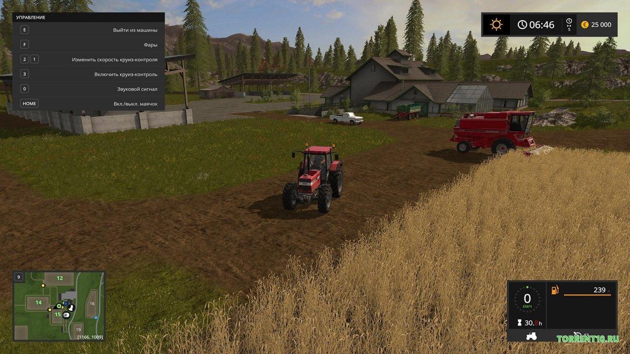 Скачать симулятор фермера на русском через торрент