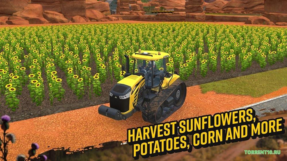 Игра фермер симулятор 2018 скачать бесплатно
