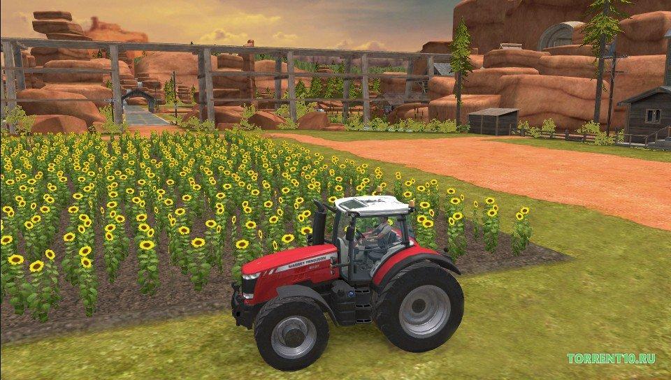 Трактор симулятор игра 2018 скачать торрент