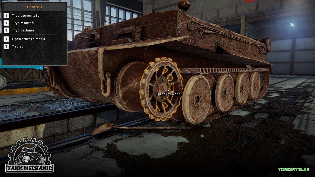 Скачать через торрент симулятор танкиста
