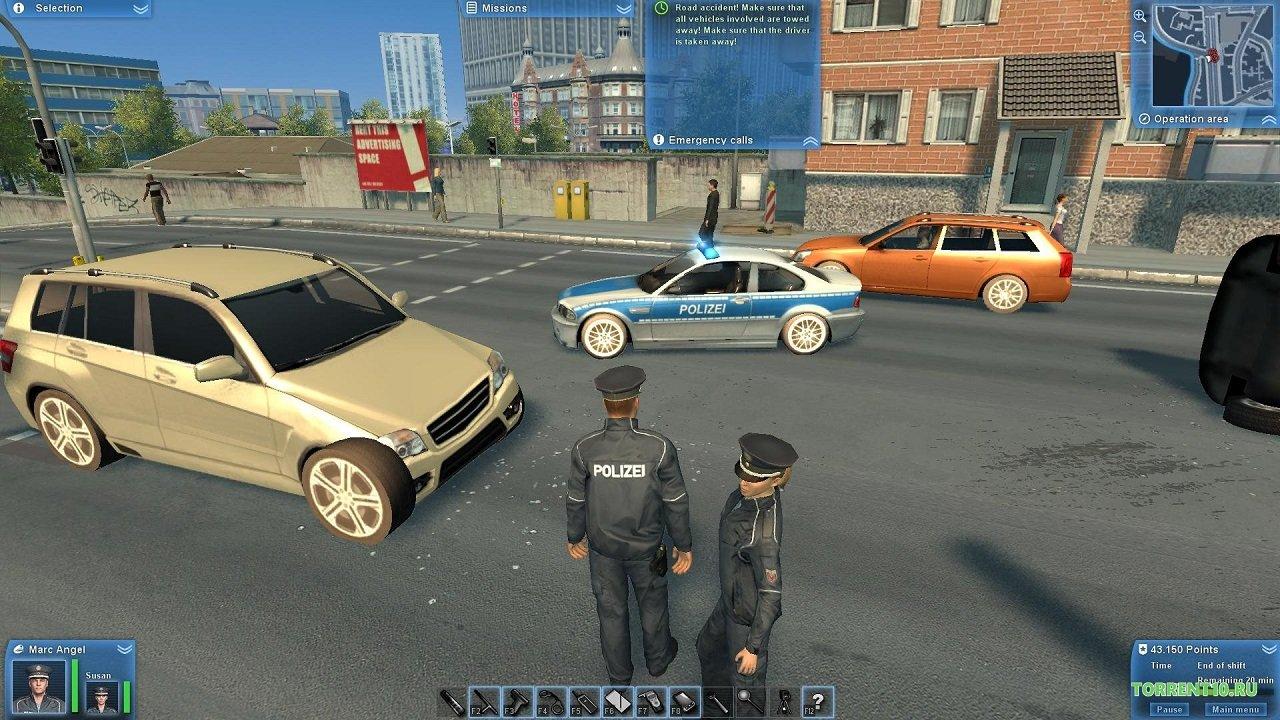 Симулятор полицейского участка скачать торрент