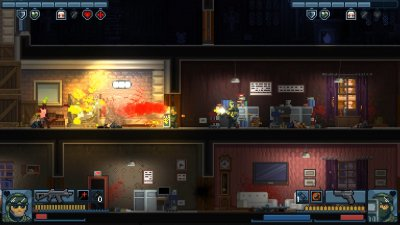 Door Kickers Action Squad Механики