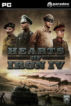 Hearts of Iron 4 1.4