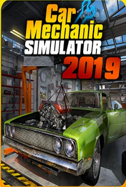 Car Mechanic Simulator 2019